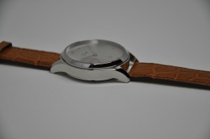 Watch from the side
